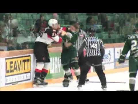 Mike MacLean vs. Robert Holmes
