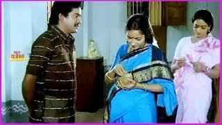 Emotional Drama Between Suhasini & Her Family Members - In Samsaram Oka Chadarangam Movie