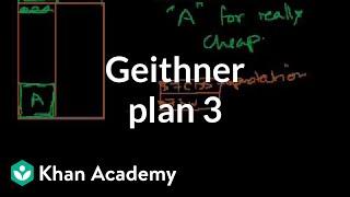 Geithner Plan 2.5
