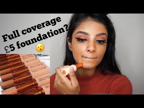 Fast Base Foundation Stick by Revolution Beauty #5