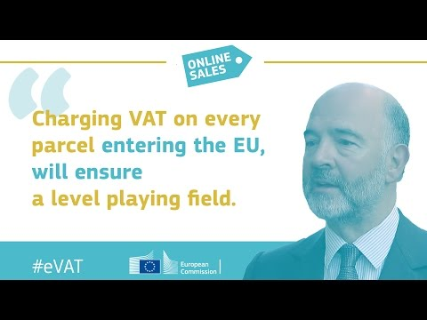 Creating a level playing field for EU businesses with new VAT rules