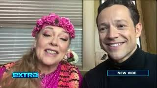 Extra Talks about Carole Baskin and Dancing with the Stars Premier