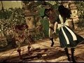 Alice Madness Returns gameplay Comentado Pt br