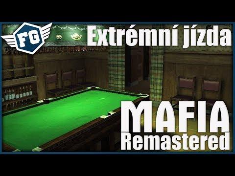 Mafia: Remastered - Extrémní Jízda + Tajný Recept