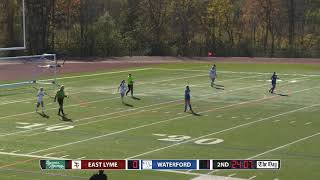 Girls' soccer highlights: Waterford 2, East Lyme 0
