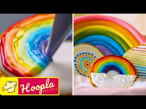Easy Dessert Recipes | Part 11 @Cake Ideas By Hoopla Recipes