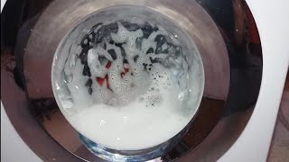Miele toy washing machine modified wash