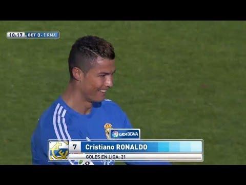 Cristiano Ronaldo vs Real Betis (Away) 18/01/2014