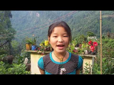 Download beautyful english song from little girl sorip lepcga... HD Video