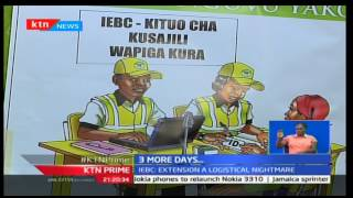 High Court Judge Chacha Mwita postposned the IEBC mass voter registration till Sunday 19th February