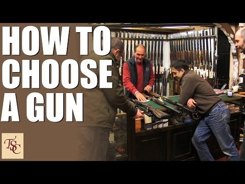 How to choose the best gun