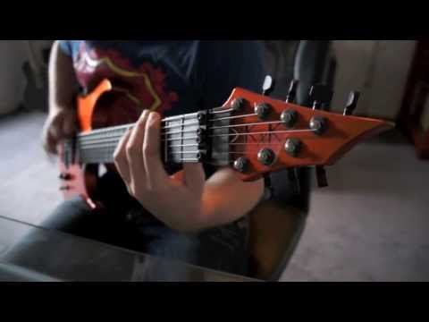 Seymour Duncan - Nazgul and Sentient - KxK Sii 7 - Axe-FX II Djent