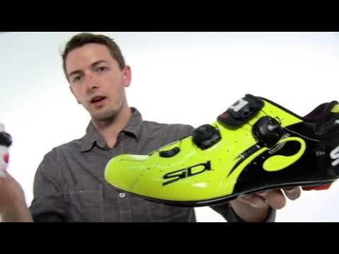 Sidi Wire SP and Vent Carbon Road Cycling Shoes Review