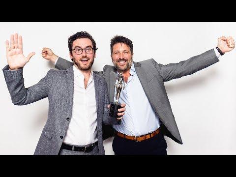 #MyTruth #MyCalvins wins the Influencer Campaign award - Streamys Brand Awards 2019