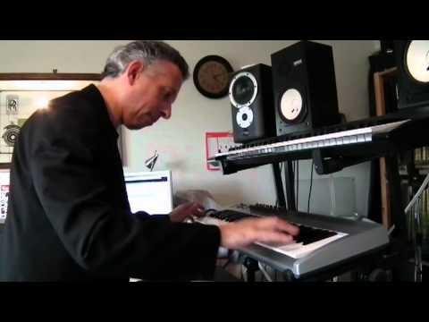 James Colah (Part 1) Short Keyboard Solo
