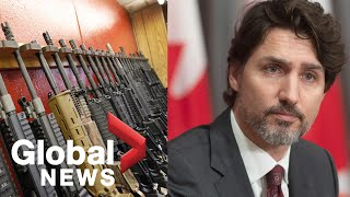 Many questions still remain around Canada's assault-style gun ban