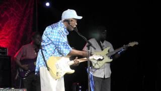"BUDDY GUY ""Louisiana Blues"" Big Blues Bender 2015"