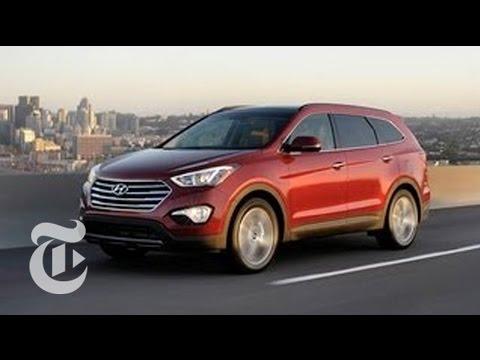 Hyundai Santa Fe 2014 - Review | The New York Times