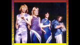 Abba - The Way Old Friends do (Live in Wembley)