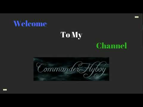 Commander Flyboy Intro Video