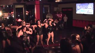 Ladies Touch Indianapolis - Salsa Ripple @ The Red