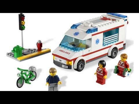 Обзор LEGO набора 4431