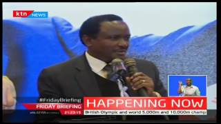 CORD Leader congregates with his counterpart Wiper Leader Kalonzo Musyoka to celebrate 10 years