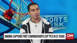 Ginebra captures first Commissioner's Cup title in 21 years