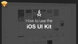 How To Use The IOS UI Kit For Sketch