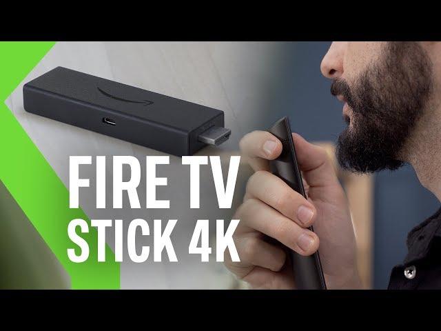 Nuevo Amazon Fire TV Stick 4K, con HDR y Alexa: qué puedes y qué no puedes hacer con él