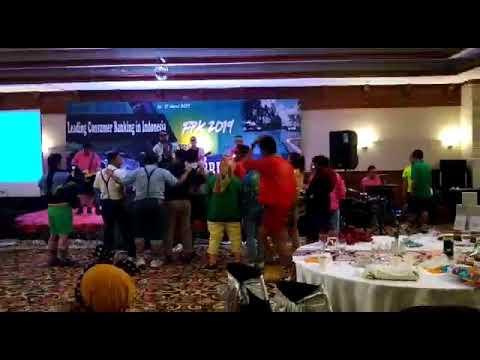 D' BOY'S BLVCKPINK - Live Performance (Song 2) @ FPK BRI Bandung AA 2019