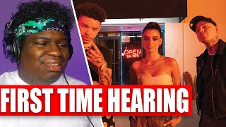 Dixie D'Amelio - Be Happy (ft. blackbear & Lil Mosey) [Remix] Official Music Video - REACTION