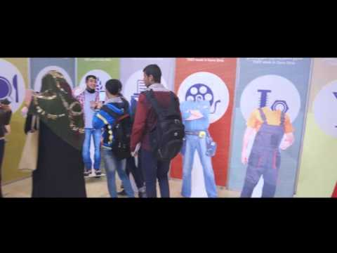 TVET week in Gaza: the movie