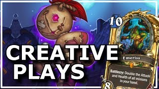 Hearthstone - Best of Creative Plays