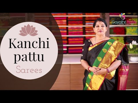 """<p style=""""color: red"""">Video : </p>New Kanchi Pattu Sarees Collections    Gayathri Reddy 2020-11-28"""