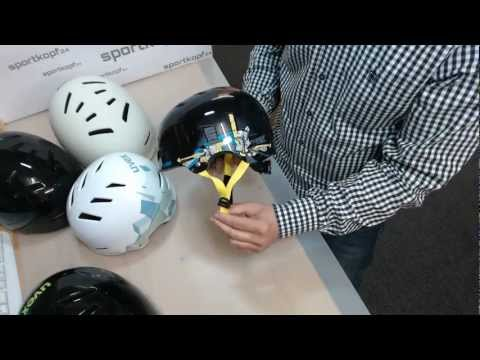 BMX Helm uvex XP 17 city Video Präsentation