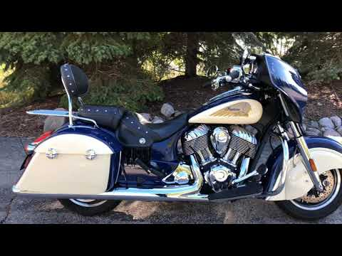 2015 Indian Chieftain® in Muskego, Wisconsin