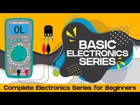 Basic Electronics Complete Course | BasicElectronics ... - YouTube