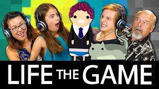LIFE & DEATH!!! All GENERATIONS PLAY LIFE: THE GAME (React: Gaming)