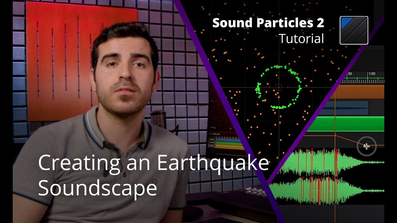 Improvising Sound Particles - Part 1