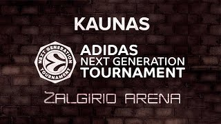 ANGT Kaunas final: CFBB Paris - Zalgiris Kaunas