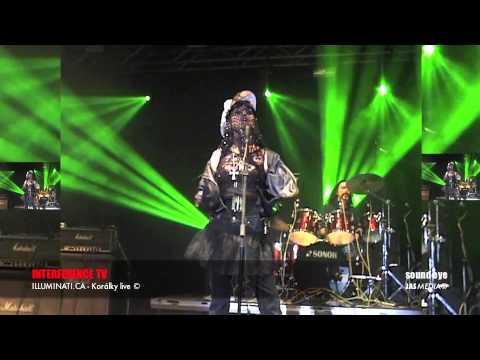 Illuminati.ca - Korálky Nadějí live by Uriel & Illuminati.ca ©