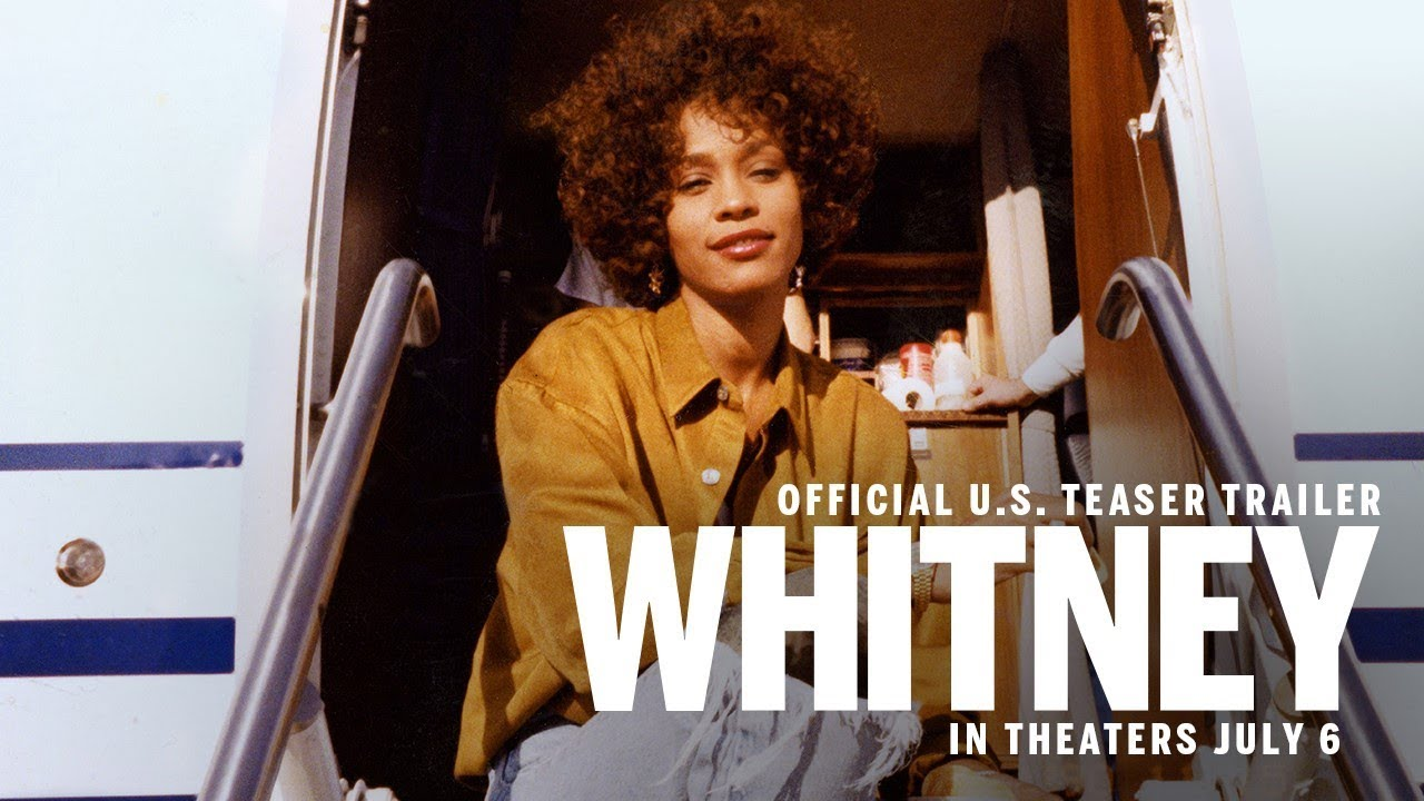 >Whitney Official Teaser Trailer | In Theaters July 6