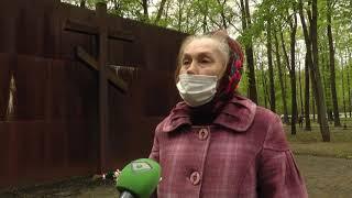 Харківські католики провели панахиду біля меморіалів слави та жертв тоталітаризму