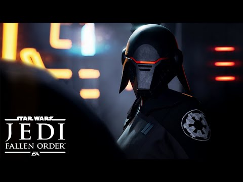 Star Wars Jedi: Fallen Order — Official Reveal Trailer thumbnail