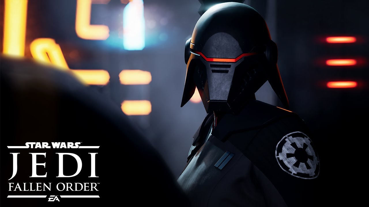 Star Wars Jedi: Fallen Order Official Reveal Trailer - It's Coming November 15th!