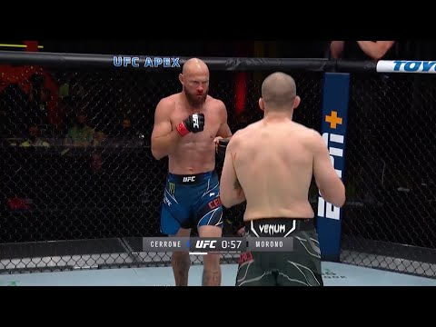 UFC on ESPN 24: Rodriguez vs. Waterson – highlights