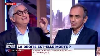 Débat Eric Zemmour Maurice Szafran Ce 3 Juin 2019