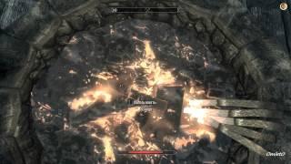 TES V Skyrim. Как прокачать магию разрушения.