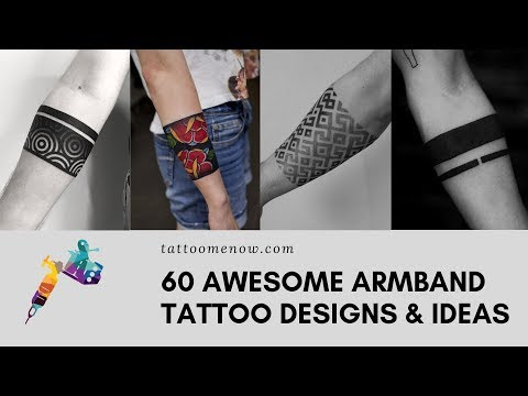 Armband Tattoos - 60 Awesome Ideas For a Perfect Armband Tattoo